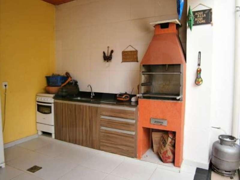 Foto Casa de 3 quartos à venda no Castelo em Belo Horizonte - Imagem