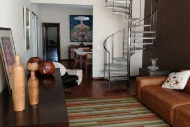 Foto Cobertura de 5 quartos à venda no Cruzeiro em Belo Horizonte - Imagem 01