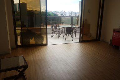 Foto Flat de 1 quarto para alugar no Barro Preto em Belo Horizonte - Imagem 01