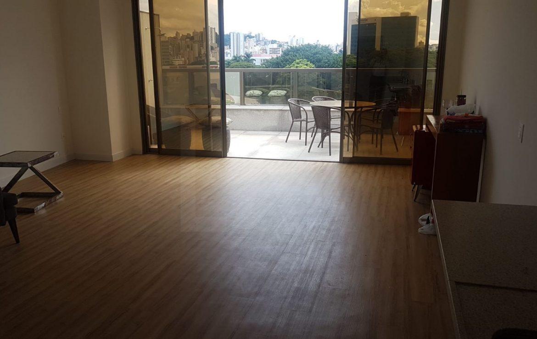 Foto Flat para alugar no Barro Preto em Belo Horizonte - Imagem 03