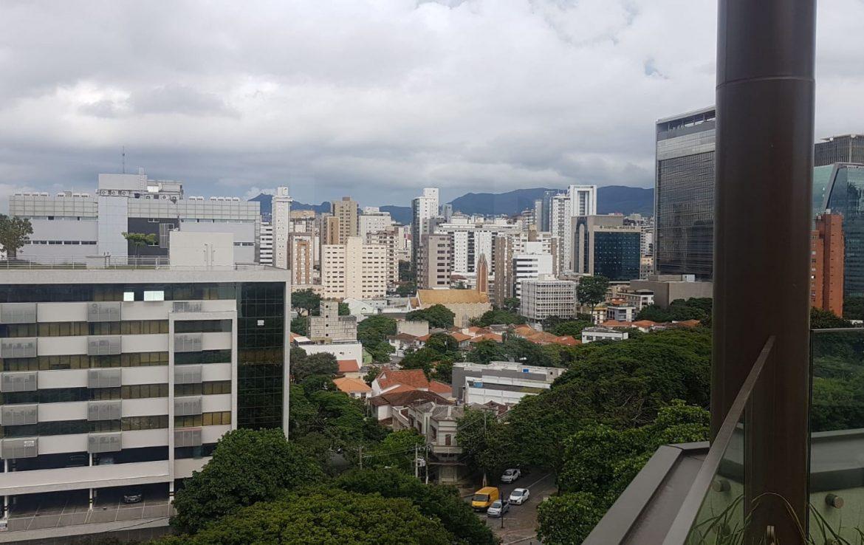 Foto Flat para alugar no Barro Preto em Belo Horizonte - Imagem