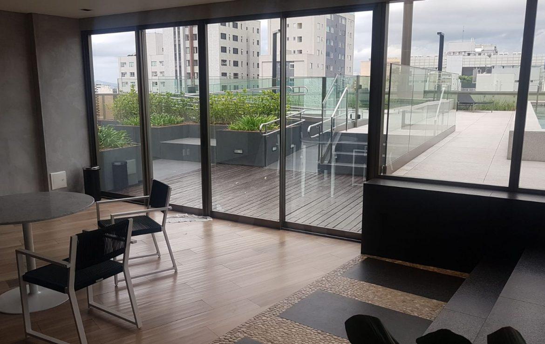 Foto Flat para alugar no Barro Preto em Belo Horizonte - Imagem 04