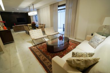 Foto Apartamento de 4 quartos para alugar no Lourdes em Belo Horizonte - Imagem 01