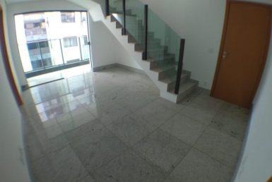 Foto Cobertura de 2 quartos à venda no Lourdes em Belo Horizonte - Imagem 01