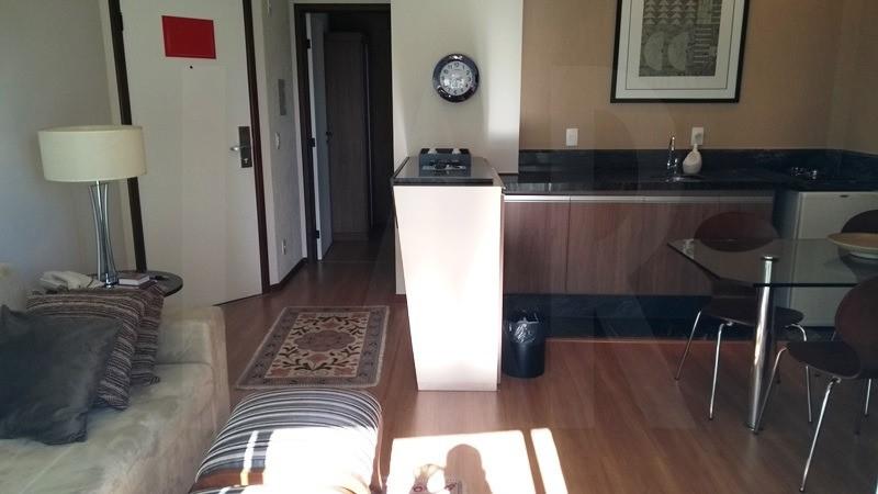 Foto Flat de 1 quarto à venda na Savassi em Belo Horizonte - Imagem 04