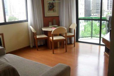 Foto Flat de 1 quarto à venda no Funcionários em Belo Horizonte - Imagem 01