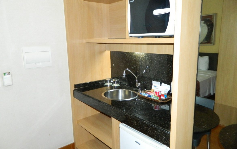 Foto Flat para alugar no Lourdes em Belo Horizonte - Imagem 03