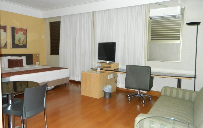 Foto Flat para alugar no Lourdes em Belo Horizonte - Imagem 08