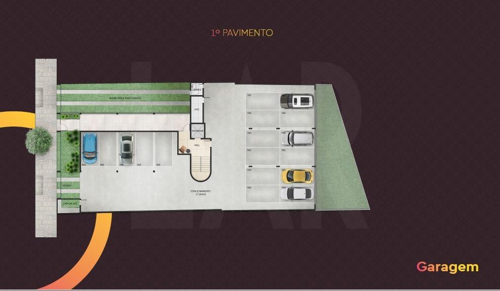 Foto Apartamento de 3 quartos à venda no OURO PRETO em Belo Horizonte - Imagem