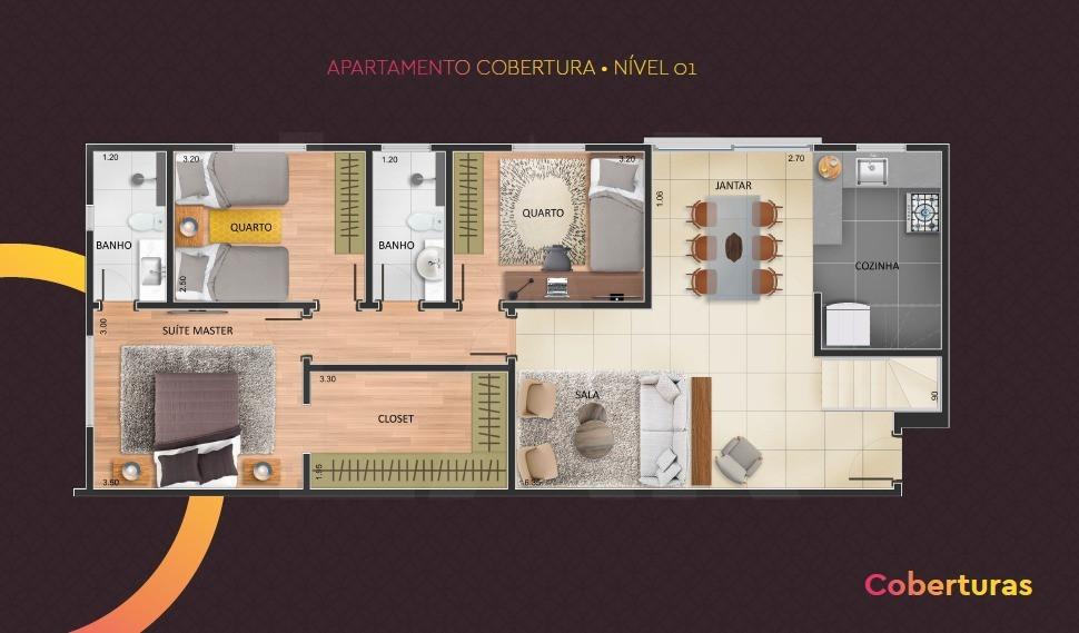 Foto Apartamento de 3 quartos à venda no OURO PRETO em Belo Horizonte - Imagem 04