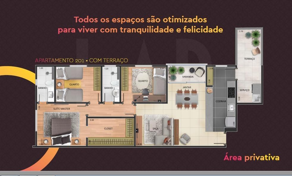 Foto Apartamento de 3 quartos à venda no OURO PRETO em Belo Horizonte - Imagem 05