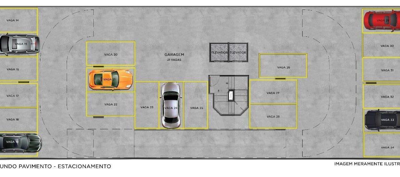Foto Apartamento de 1 quarto à venda no Centro em Belo Horizonte - Imagem 07