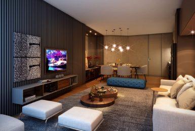 Foto Apartamento de 2 quartos à venda no Barro Preto em Belo Horizonte - Imagem 01
