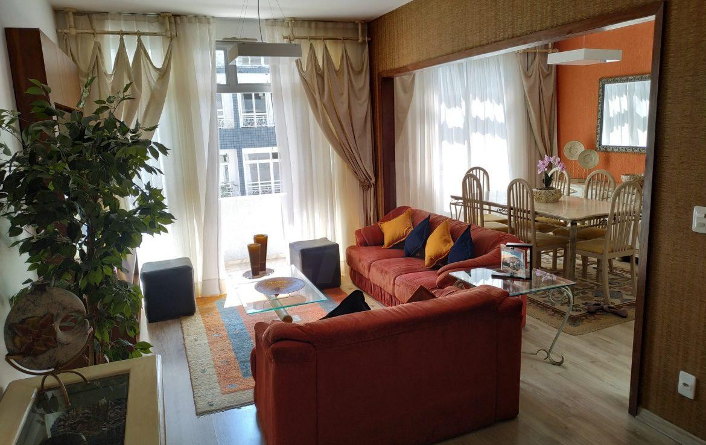 Foto Apartamento de 3 quartos para alugar no Serra em Belo Horizonte - Imagem 02
