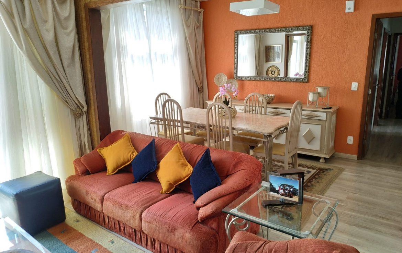 Foto Apartamento de 3 quartos para alugar no Serra em Belo Horizonte - Imagem 04