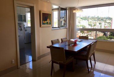 Foto Apartamento de 3 quartos à venda no Santo Antônio em Belo Horizonte - Imagem 01