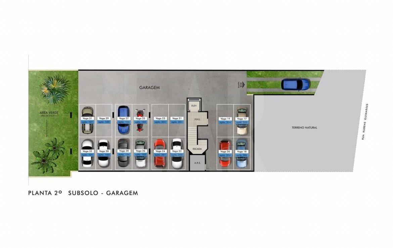 Foto Apartamento de 3 quartos à venda no Castelo em Belo Horizonte - Imagem