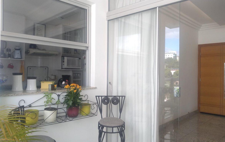 Foto Apartamento de 3 quartos à venda no Castelo em Belo Horizonte - Imagem 08