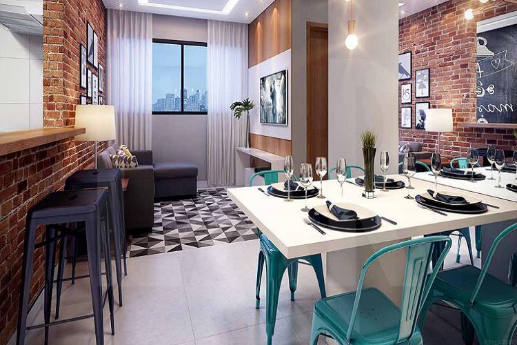 Foto Apartamento de 2 quartos à venda no Dona Clara em Belo Horizonte - Imagem 02