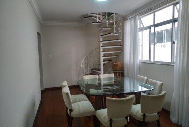 Foto Cobertura de 5 quartos para alugar no Santo Antônio em Belo Horizonte - Imagem 01