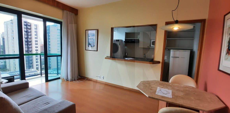 Foto Flat de 1 quarto para alugar na Savassi em Belo Horizonte - Imagem 02