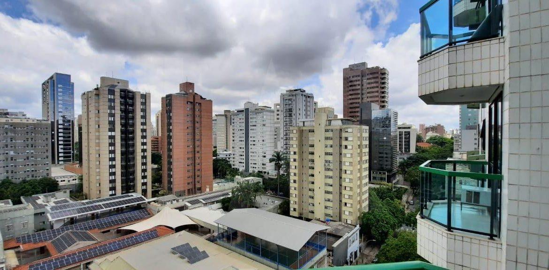 Foto Flat de 1 quarto para alugar na Savassi em Belo Horizonte - Imagem