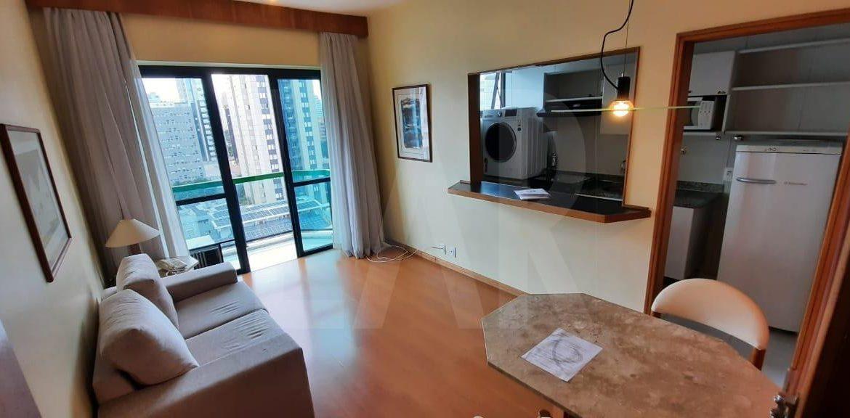 Foto Flat de 1 quarto para alugar na Savassi em Belo Horizonte - Imagem 04