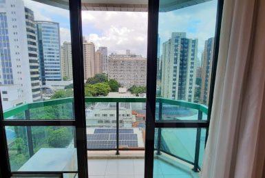 Foto Flat de 1 quarto para alugar na Savassi em Belo Horizonte - Imagem 01
