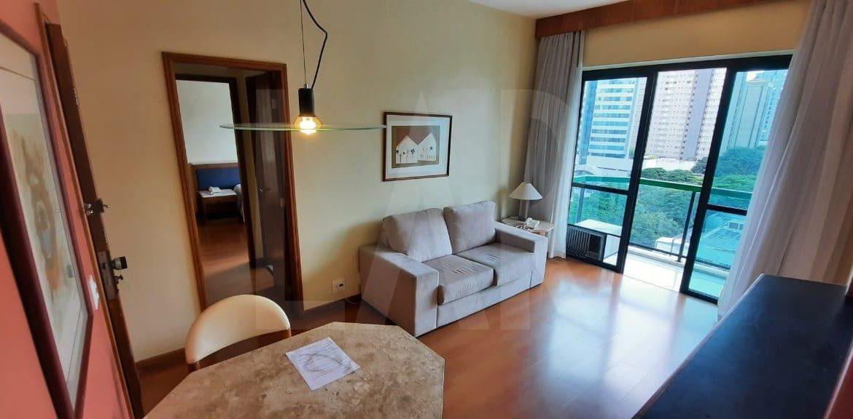 Foto Flat de 1 quarto para alugar na Savassi em Belo Horizonte - Imagem 05