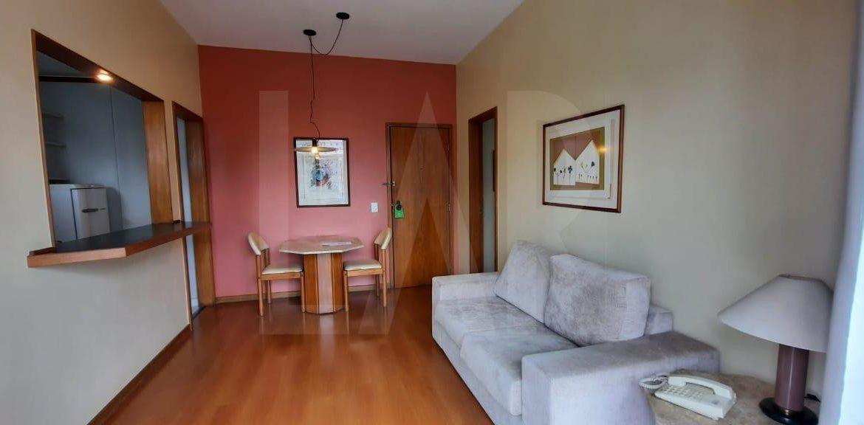 Foto Flat de 1 quarto para alugar na Savassi em Belo Horizonte - Imagem 06