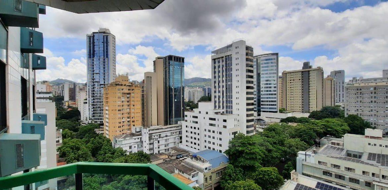Foto Flat de 1 quarto para alugar na Savassi em Belo Horizonte - Imagem 07