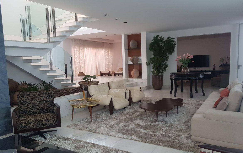 Foto Casa de 5 quartos à venda no Mangabeiras em Belo Horizonte - Imagem 02
