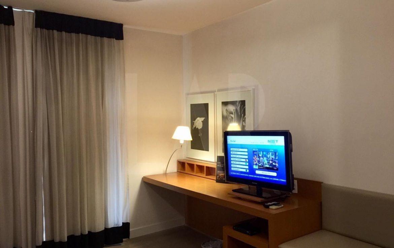 Foto Flat de 1 quarto à venda no Santo Agostinho em Belo Horizonte - Imagem 02