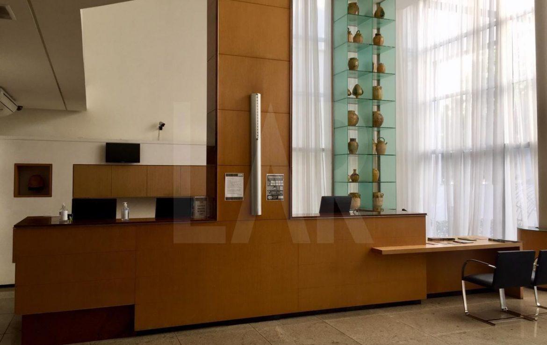 Foto Flat de 1 quarto à venda no Santo Agostinho em Belo Horizonte - Imagem