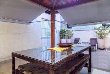 Foto Apartamento de 4 quartos à venda no Nova Granada em Belo Horizonte - Imagem 01