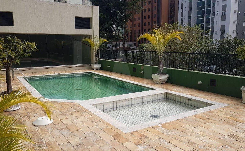 Foto Apartamento de 1 quarto para alugar na Savassi em Belo Horizonte - Imagem
