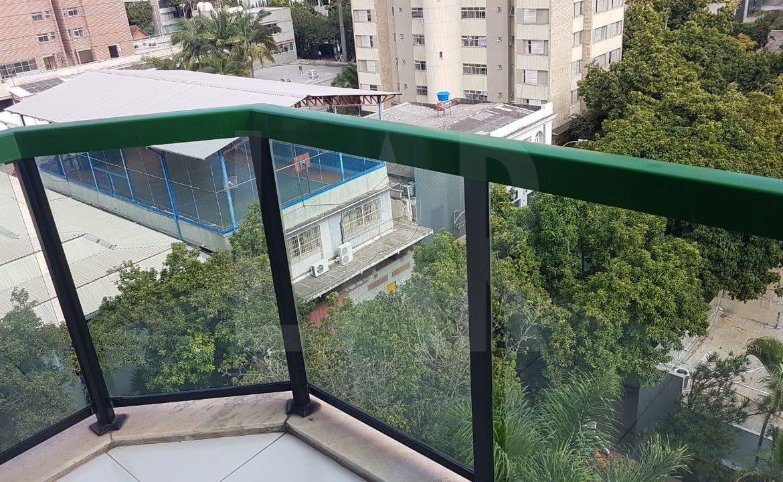 Foto Apartamento de 1 quarto para alugar na Savassi em Belo Horizonte - Imagem 06