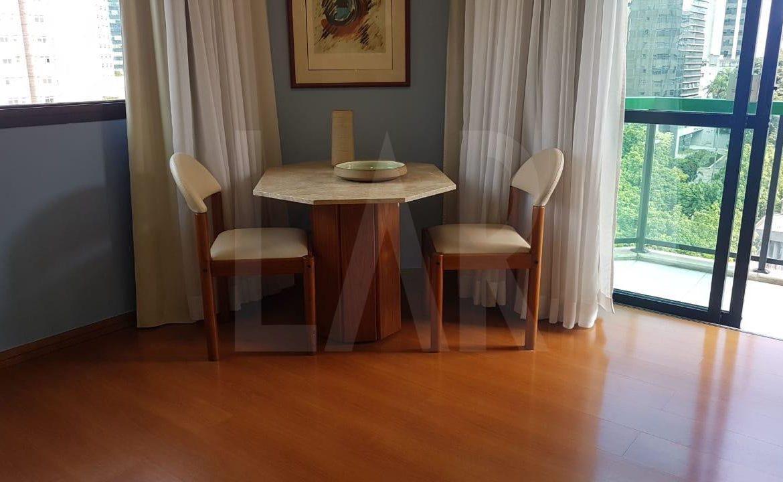Foto Apartamento de 1 quarto para alugar na Savassi em Belo Horizonte - Imagem 08