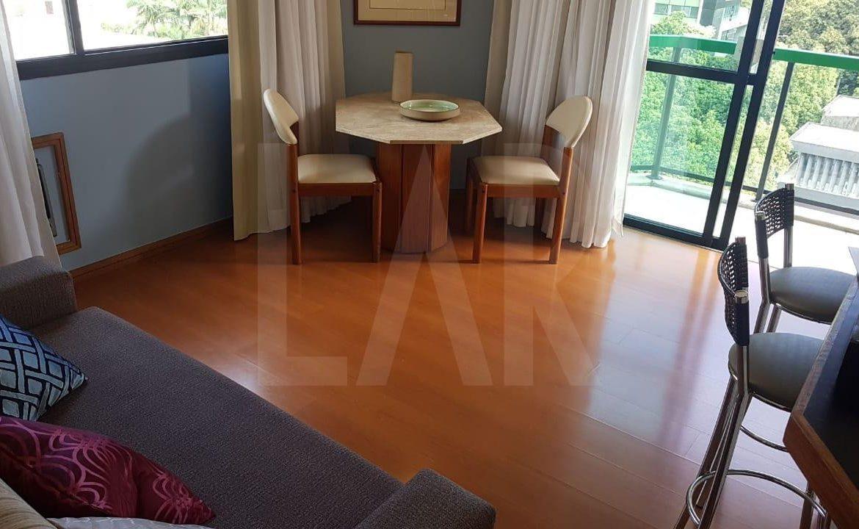 Foto Apartamento de 1 quarto para alugar na Savassi em Belo Horizonte - Imagem 09