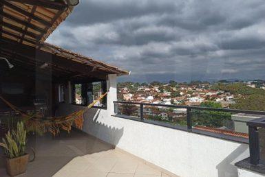 Foto Cobertura de 3 quartos à venda no Santa Amelia em Belo Horizonte - Imagem 01
