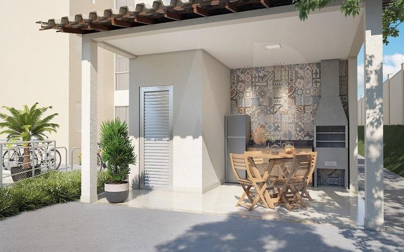 Foto Apartamento de 2 quartos à venda no Santa Branca em Belo Horizonte - Imagem 02