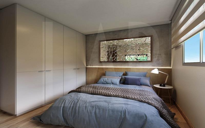 Foto Apartamento de 2 quartos à venda no Santa Branca em Belo Horizonte - Imagem 03