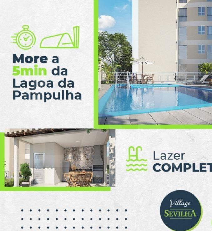 Foto Apartamento de 2 quartos à venda no Santa Branca em Belo Horizonte - Imagem