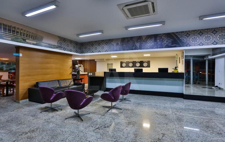 Foto Flat de 1 quarto para alugar no São Luiz em Belo Horizonte - Imagem 02