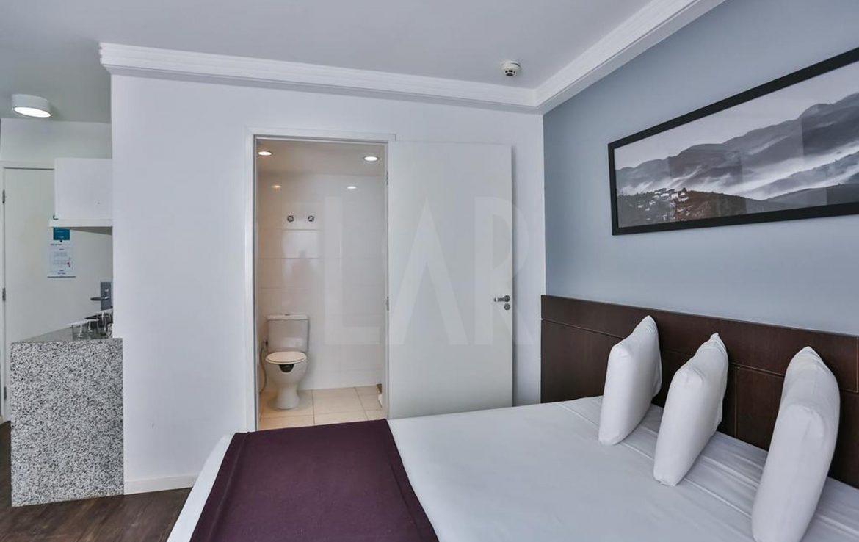 Foto Flat de 1 quarto para alugar no São Luiz em Belo Horizonte - Imagem