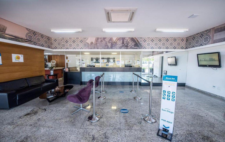 Foto Flat de 1 quarto para alugar no São Luiz em Belo Horizonte - Imagem 03