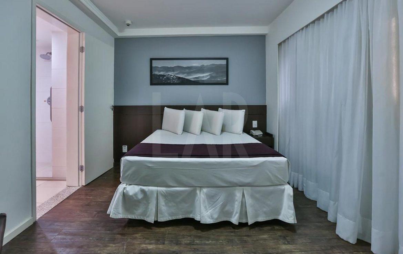 Foto Flat de 1 quarto para alugar no São Luiz em Belo Horizonte - Imagem 08