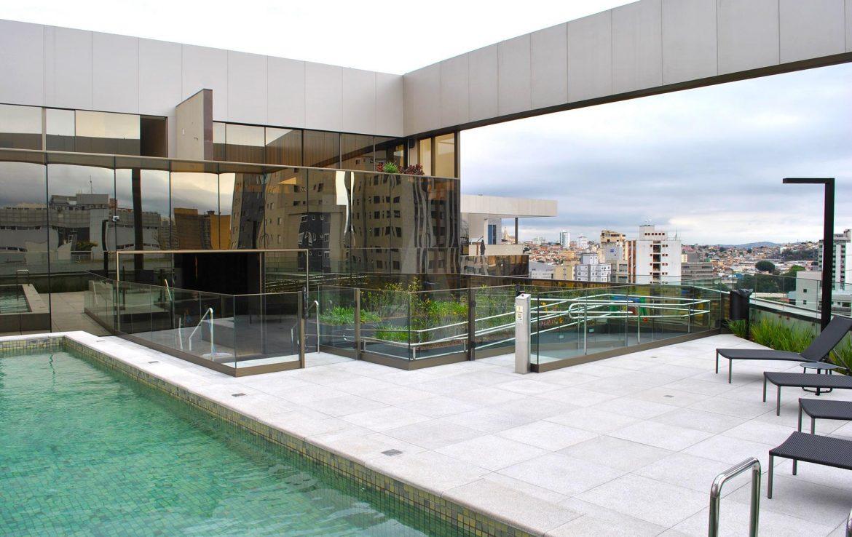 Foto Flat à venda no Barro Preto em Belo Horizonte - Imagem
