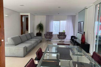 Foto Casa em Condomínio de 3 quartos à venda no Trevo em Belo Horizonte - Imagem 01