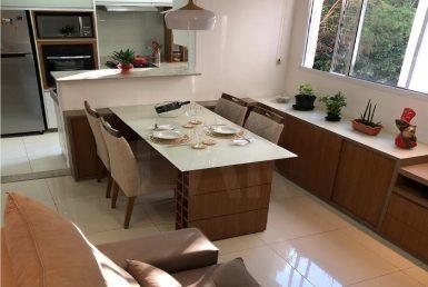 Foto Apartamento de 2 quartos à venda no Bandeirantes (Pampulha) em Belo Horizonte - Imagem 01